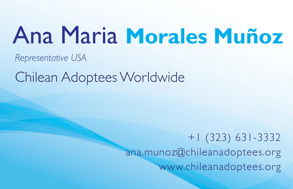 Ana Maria Morales Muñoz