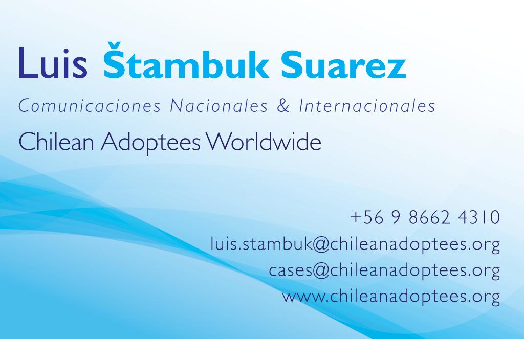Luis Štambuk Suarez