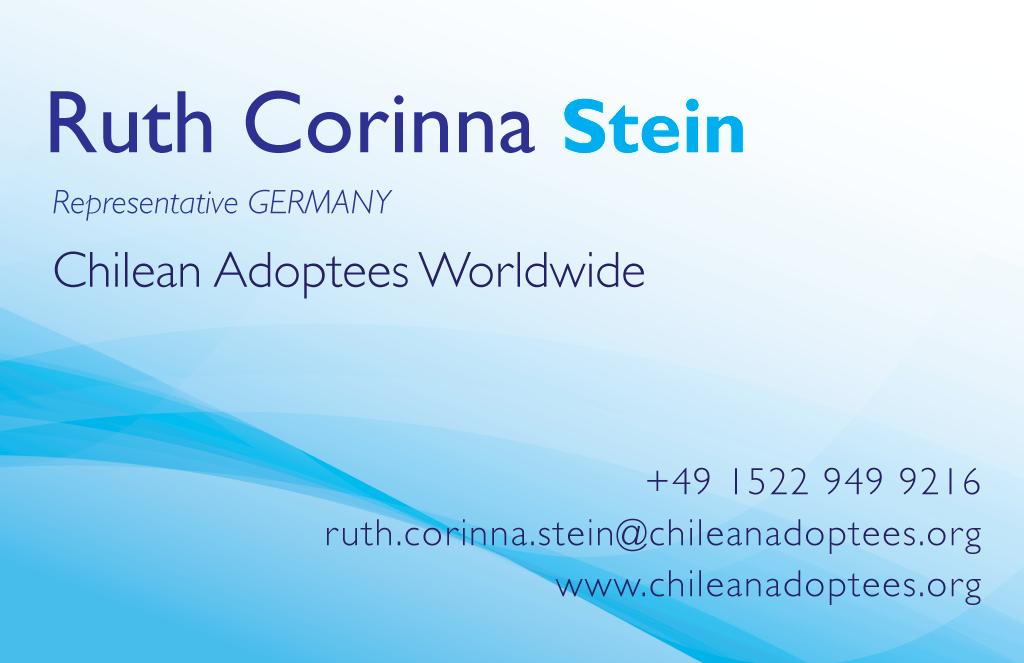 Ruth Corinna Stein
