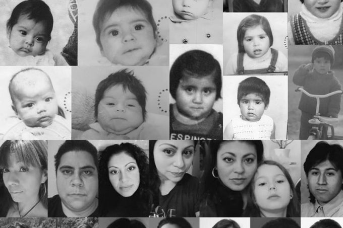 LA TERCERA about Illegal Adoptions in Chile