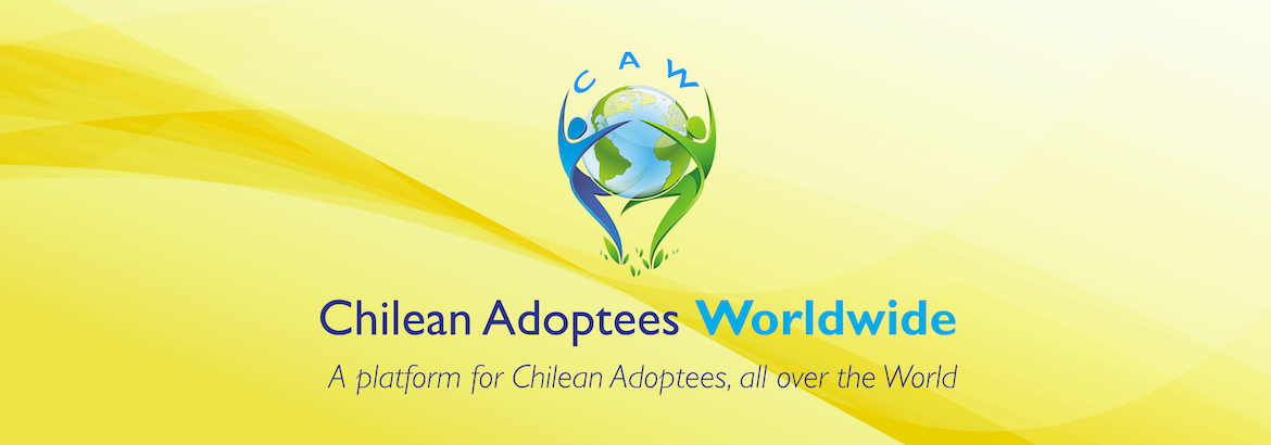 Chilean Adoptees Worldwide Header